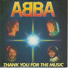 "Abba 7"" vinyl single Thank You For The Music 1992"