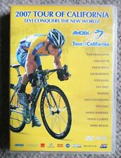 2007 Tour of California World Cycling Productions 3 DVD 5 hrs Very Clean
