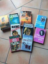 Lot de 9 livres reliés France loisirs