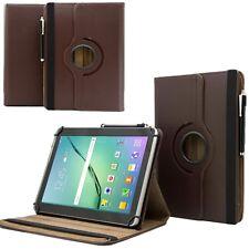 Tablet schutzhulle | samsung tab a SM-t 585 nzwa LTE 10.1 pulgadas marrón