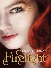 Sophie JORDAN / (Firelight: Book 1) FIRELIGHT                      [ Audiobook ]