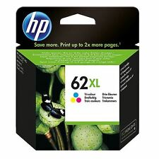 Genuine HP 62XL Colour Ink Cartridge For HP Printers - High Capacity