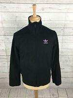 Mens Adidas Originals Jacket - Small - Black - New with Tags!