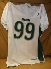 AGAME 99 PACKERS JERSEY 3XL - WHITE