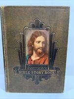 Egermeier's  Bible Story Book 1938 Illustrated