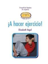 A Hacer Ejercicio! (Powerkids Readers) (Spanish Edition)-ExLibrary