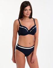 FANTASIE SAINTE MAXIME UNDERWIRE GATHERED MOULDED FULL BIKINI & BRIEF 32E /10E M