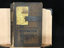 1883 Mark Twain Life on the Mississippi Illustrated 1st Am 2nd Print Osgood