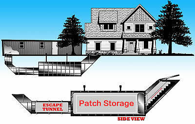 The Patch Bunker!
