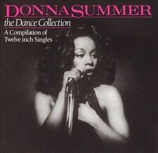 The Dance Collection by Donna (Vocalist) Summer, Donna Summer (CD, Oct-1990,...