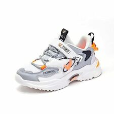 New listing JMFCHI FASHION Boys Running Shoes Kids Sneakers Girls Athletic Tennis Shoe Br...