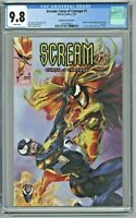 Scream Curse of Carnage #1 CGC 9.8 Mike Mayhew Variant Cover Edition Frankie's