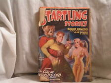 JULY 1950 STARTLING STORIES PULP MAGAZINE