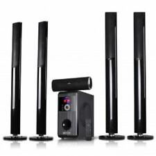beFree*5.1 CHANNEL Surround Sound*BLUETOOTH*Tower SPEAKER SYSTEM*with FM RADIO