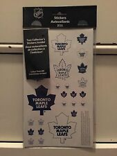 PLAY OFFS!! Toronto Maple Leaf stickers X2 SHEETS