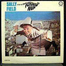 SOUNDTRACK the flying nun LP VG+ COM-106 Mono Vinyl 1967 Record