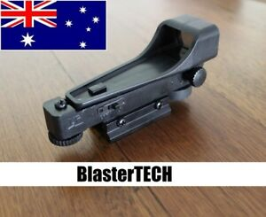 Red Dot Sight Scope Airsoft for Nerf Blaster