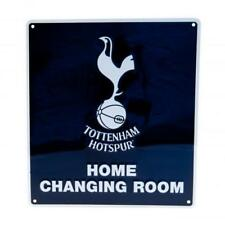 Tottenham Hotspur FC Spurs Football Club Home Changing Room Sign Metal 23cmx25cm