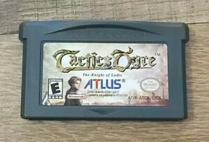 Tactics Ogre: The Knight of Lodis Nintendo Game Boy Advance Authentic Tested