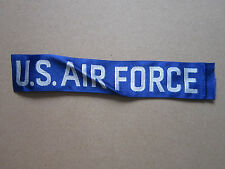 US Military USAF U.S. Air Force Woven Cloth Patch Badge