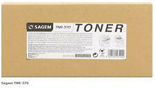 Véritable Sagem CBT 370 imagerie Cartouche Avec Toner Jauge-Noir
