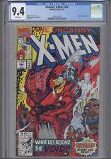 Uncanny X-Men #284 CGC 9.4 1992 Marvel Sunfire App: New Frame