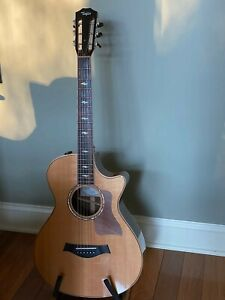 Pristine Condition - 2018 Taylor 812CE 12-Fret Spruce with Original OHSC