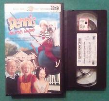 VHS FILM Ita Commedia DENNIS COLPISCE ANCORA justin cooper ex nolo no dvd(VH73