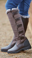 Brogini Forte Long Boots Winter Warm Yard/Riding Casual Walking Country Boots