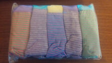 Unbranded Briefs Striped Knickers for Women