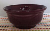 Fiestaware Heather Small Multi Purpose Bowl Fiesta Retired Purple 44 oz Mixing