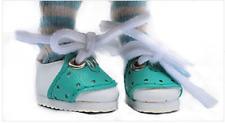 23mm Monique Doll Shoes Tinkerbelle Oxfords Mini BJD's OOAK Dolls, Babies, New.