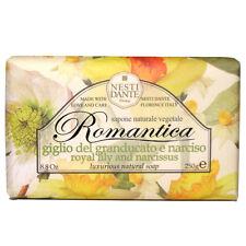 SAPONETTA NATURALE ROMANTICA - GIGLIO E NARCISO - NESTI DANTE  250 GR.