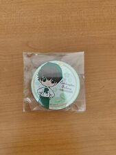 Cardcaptor Sakura Animate Cafe Pin Badge Button Syaoran with Postcard
