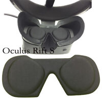 Protective VR Lens Cover Dust Proof Cover for OculusRiftS VR Gaming Headset