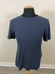 Men's Lululemon 5 Year Basic Tee T Shirt Size Small Blue