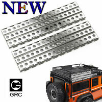 2 x GRC Stainless Sand Ladder Recovery Board For 1/10 RC Crawler TRX4 SCX10 D90