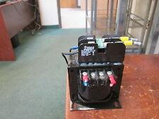 Hammond Control Transformer 143206 150va Pri 208230480600 Sec 115v Used