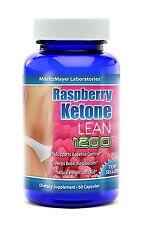 MaritzMayer Raspberry Ketone Lean Advanced Weight Loss Supplement 60 Capsules...