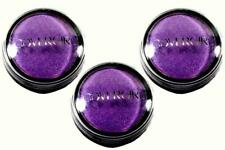 Lot of 3 CoverGirl Flamed Out Purple Eye Shadow Pot# 340