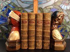 1677 History of Crusades Holy Land Jerusalem Ottoman WARS Knights Templar 4v SET