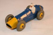 Dinky Toys 234 Ferrari racing car with yellow metal hubs very nice model     *5*