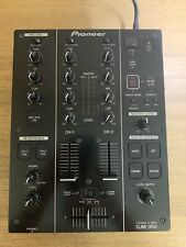 Pioneer DJM-350 2 Channel DJ Performance Mixer - GREAT CONDITION