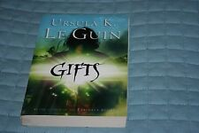 Gifts by Ursula K. Le Guin/Like New Paperback