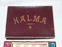 Jeu ancien - HALMA - LES JEUX REUNIS JLR LJR vers 1920 - incomplet