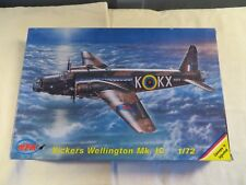 MPM 1:72 Vickers Wellington Mk.IC Model Kit Open 72099