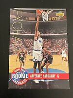1993-94 Upper Deck Rookie Exchange GOLD SP Anfernee Hardaway #RE3 !