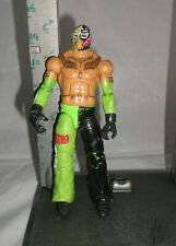 WWE WCW TNA NXT Wrestling Action Figure - Rey Mysterio - Elite