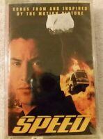 Speed [Original Soundtrack] Cassette, Aug-1994, NEW, SEALED; KISS, CRACKER, IDOL