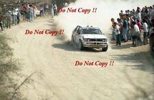 Ernst renovó Lancia Delta Integrale Rally Argentina 1991 fotografía 2